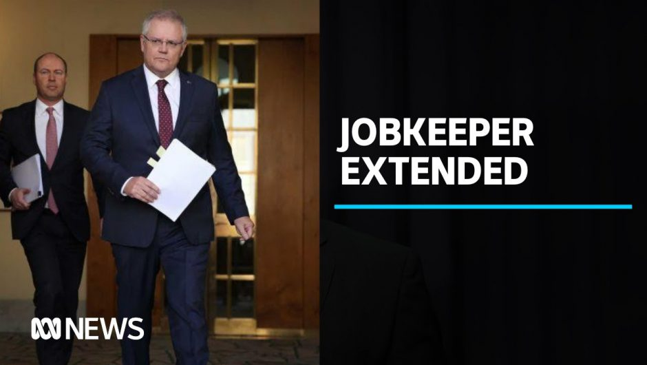 Government eases JobKeeper criteria, adding $15bn to the coronavirus recovery scheme | ABC News