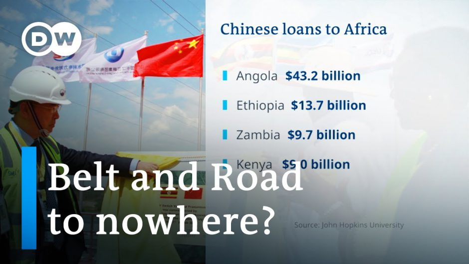 China gives $2.1 billion in debt relief: What's the catch? | DW News