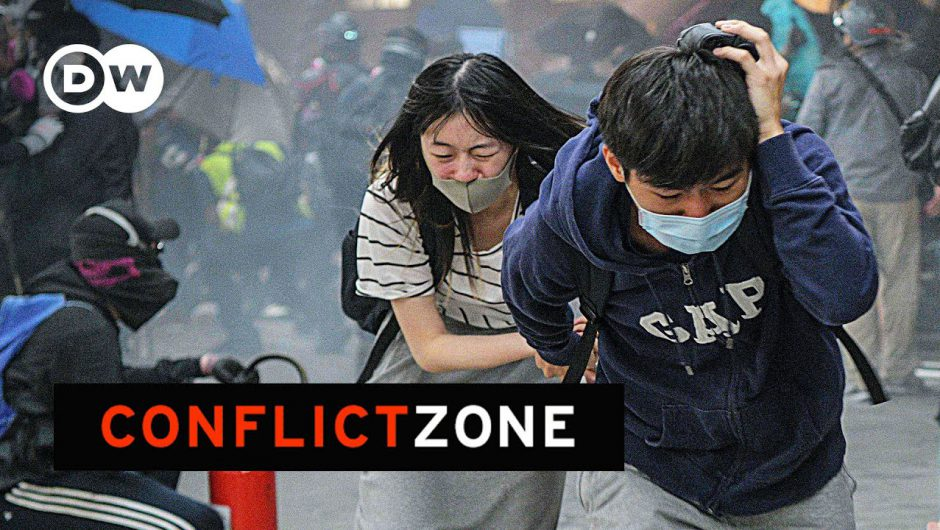 Hong Kong – is the pro-democracy movement defeated? | Conflict Zone Special