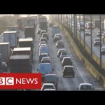 "Ban on sale of petrol and diesel cars by 2030 as UK announces ""green revolution"" – BBC News"