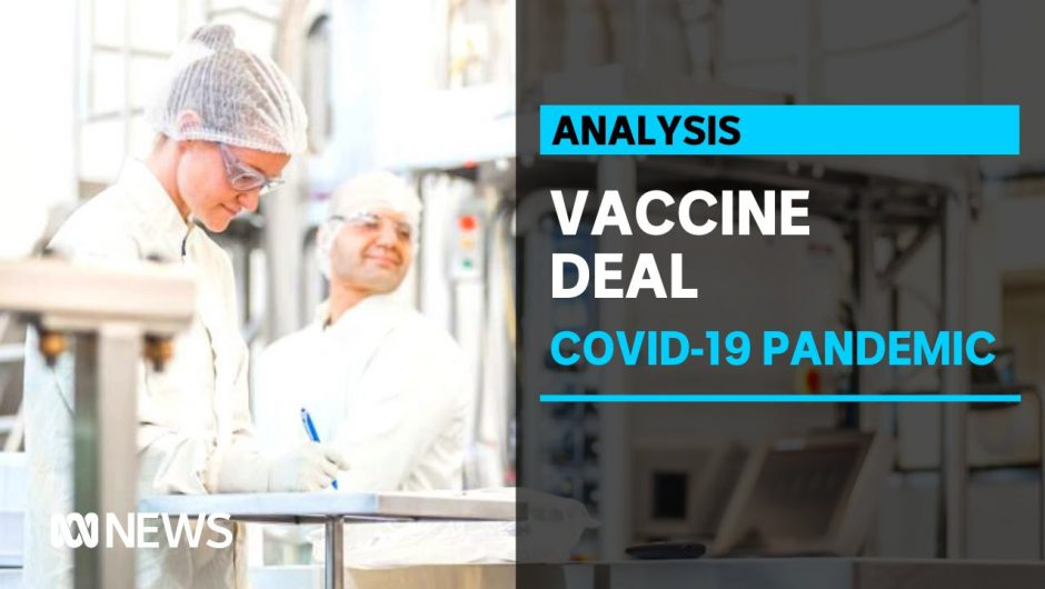 Australia orders 84 million doses of COVID-19 vaccine for massive free rollout next year | ABC News