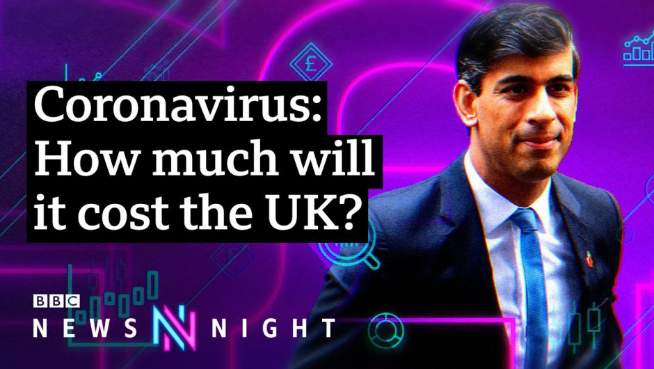 UK to face worst recession in 300 years as Covid crisis continues – BBC Newsnight