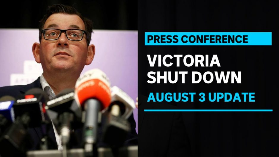 Daniel Andrews orders shutdowns for Melbourne businesses as Victoria battles coronavirus | ABC News