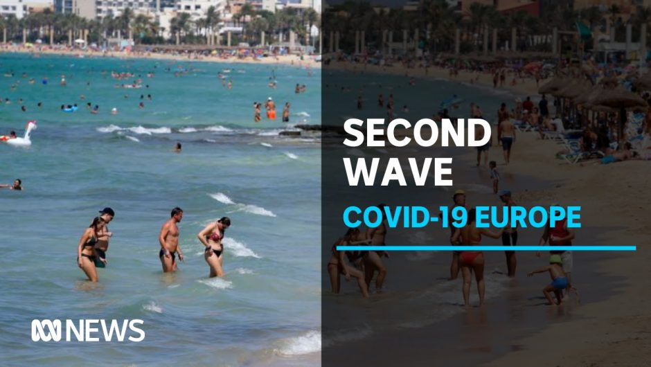 The COVID-19 second wave has hit Europe. But some governments aren't locking down again | ABC News