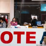 El Paso is facing its worst Covid-19 outbreak while trying to vote on Election Day
