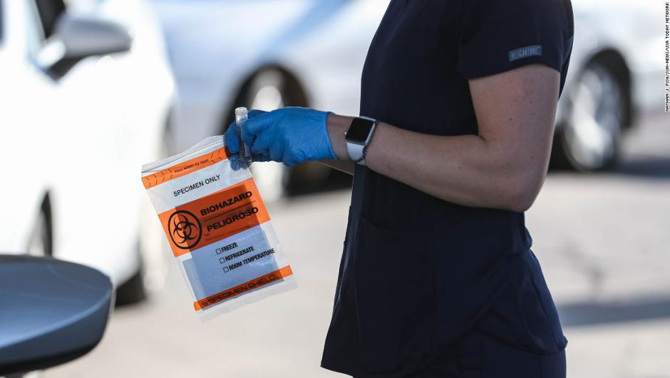 US coronavirus: Nationi tops 125,000 daily coronavirus infections — a record high