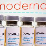Covid-19 vaccine candidate 94.5 percent effective, Moderna says