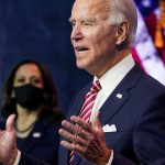 "Biden warns of ""very dark winter"" while stressing need for coronavirus relief"