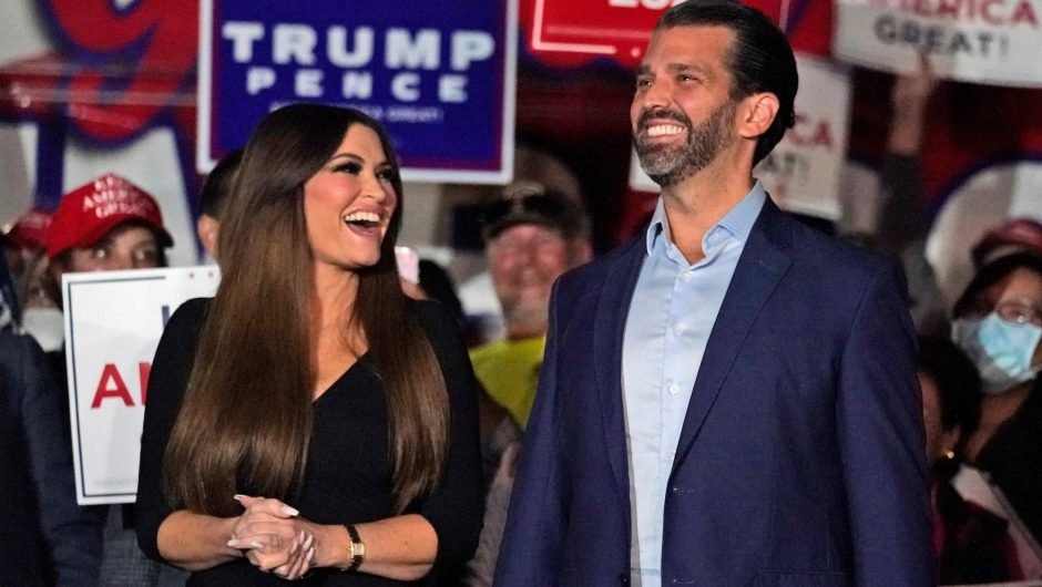 Donald Trump Jr. says he is 'all done with the Rona' and ends his COVID-19 isolation to celebrate Thanksgiving days after announcing his positive test