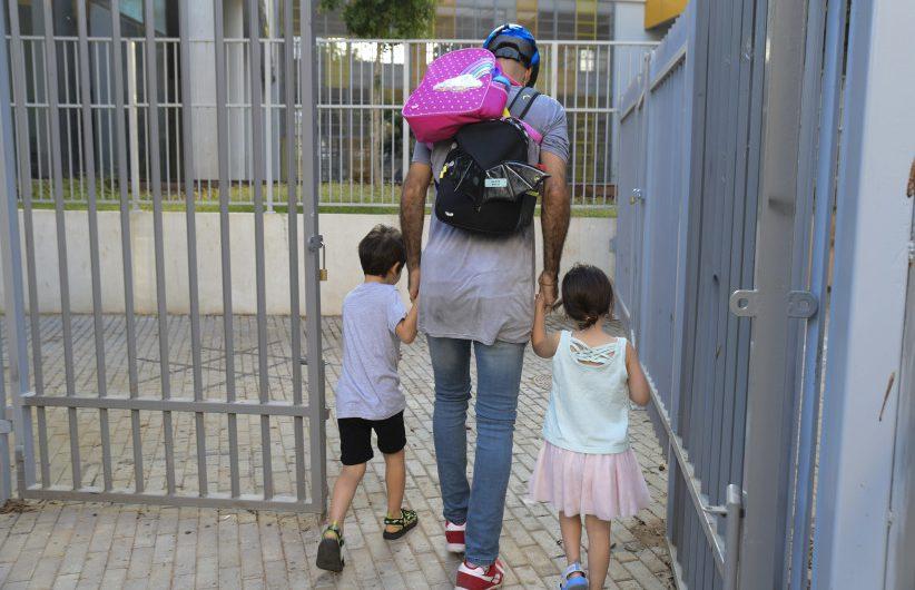Coronavirus: First through fourth graders head back to school Sunday