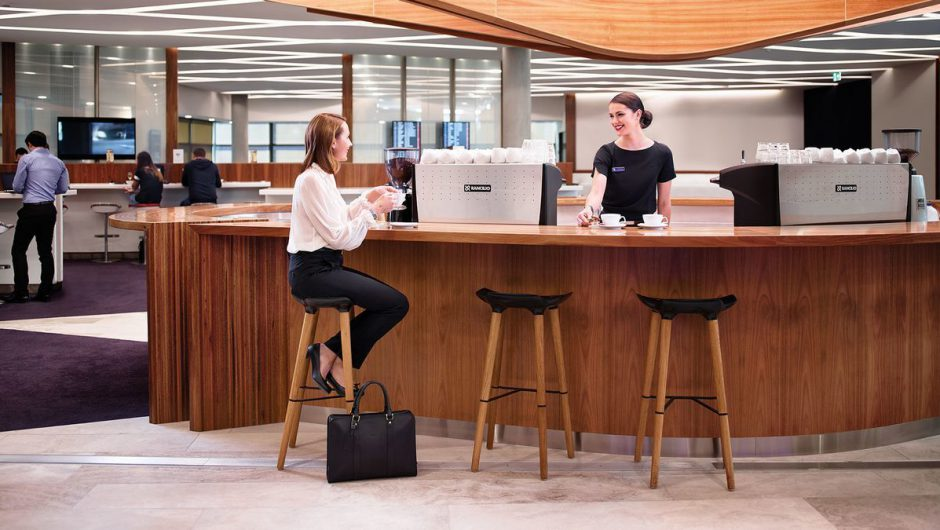 What are Virgin Australia lounges like in the Covid-19 era?
