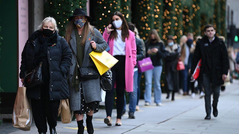 UK coronavirus LIVE: Christmas plans hang on 'next two weeks' as lockdown end threatens virus spike, Sage warn