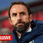 England boss Gareth Southgate, 50, secretly battled coronavirus last month with players none the wiser