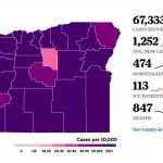Oregon sets coronavirus death record, 21, and tallies more than 1,000 cases for seventh straight day