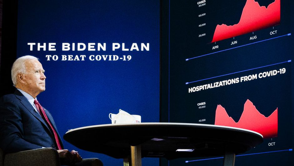 Election results: Biden's win can't stop Trump's Covid-19 disaster