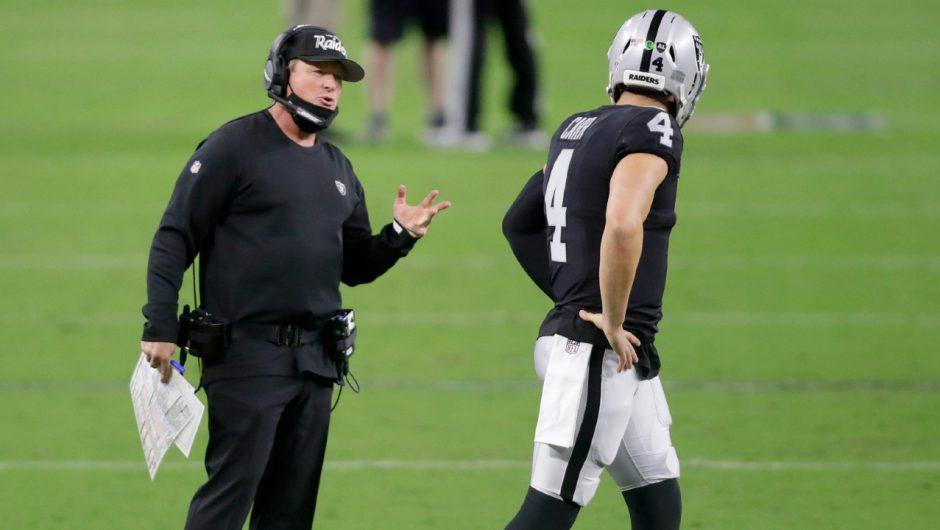 AP Source: Raiders fined, lose draft pick for violating COVID-19 protocols