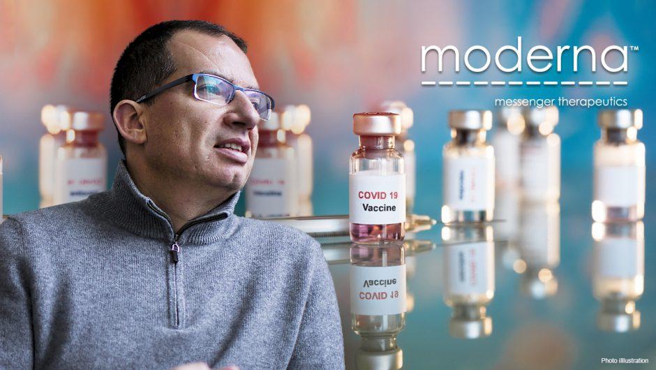 Moderna to request emergency authorization of coronavirus vaccine