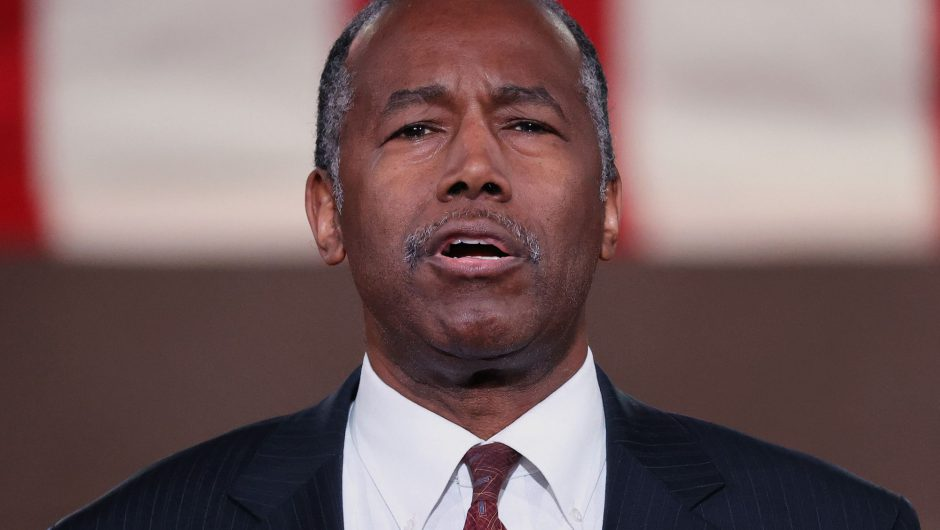 Ben Carson took oleander extract, promoted by the My Pillow CEO, to treat his COVID-19