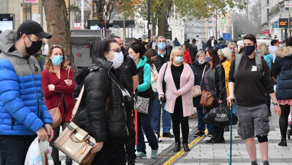 Restrictions will be needed beyond lockdown and over Christmas to keep coronavirus at bay