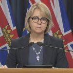B.C. reports 11 deaths and 911 new COVID-19 cases, number in hospital tops 300