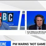 Catriona Stewart: Gavin Williamson's jingoistic posturing detracts from coronavirus vaccine success