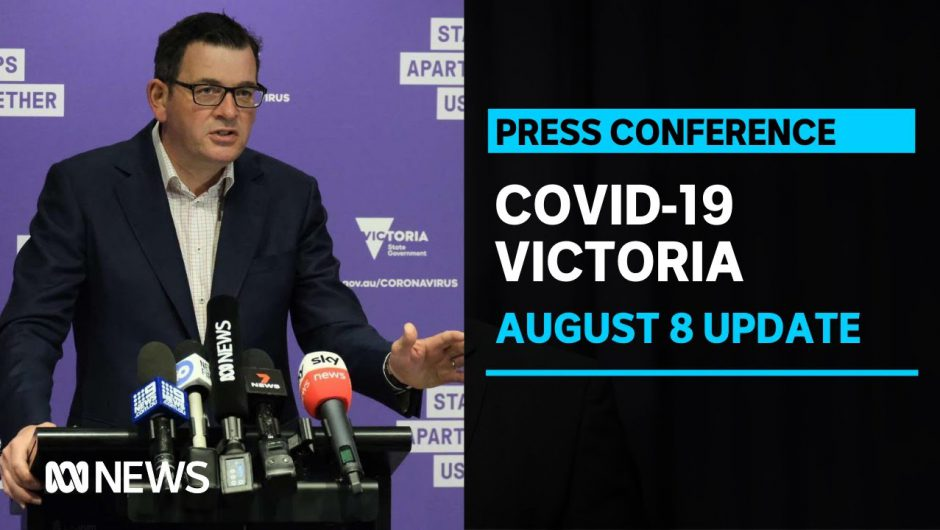 Man in his 30s dies from coronavirus as Victoria records hundreds of new cases | ABC News