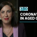 Sarah Holland-Batt says COVID-19 crisis in aged care is 'completely unsurprising' | 7.30