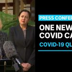 Queensland records one new coronavirus case, may be linked to Melbourne trio | ABC News