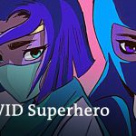 Priya's Mask: Indian animated superhero fights COVID-19 disinformation | DW News