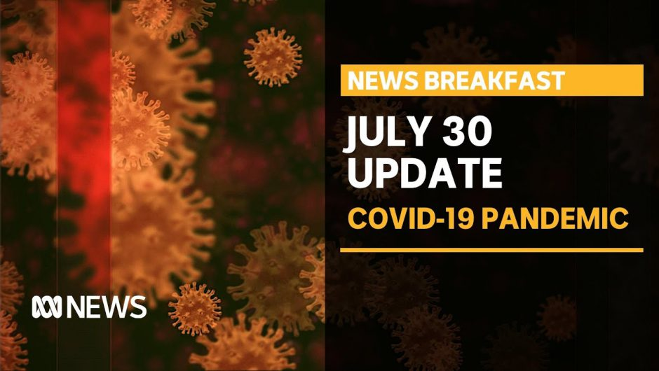 Coronavirus update 30 July – Specialist teams to hit the ground in Melbourne | News Breakfast