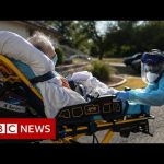 US hits record Covid cases and hospitalisations – BBC News