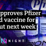How does the UK plan to rollout the Covid vaccine? – BBC Newsnight