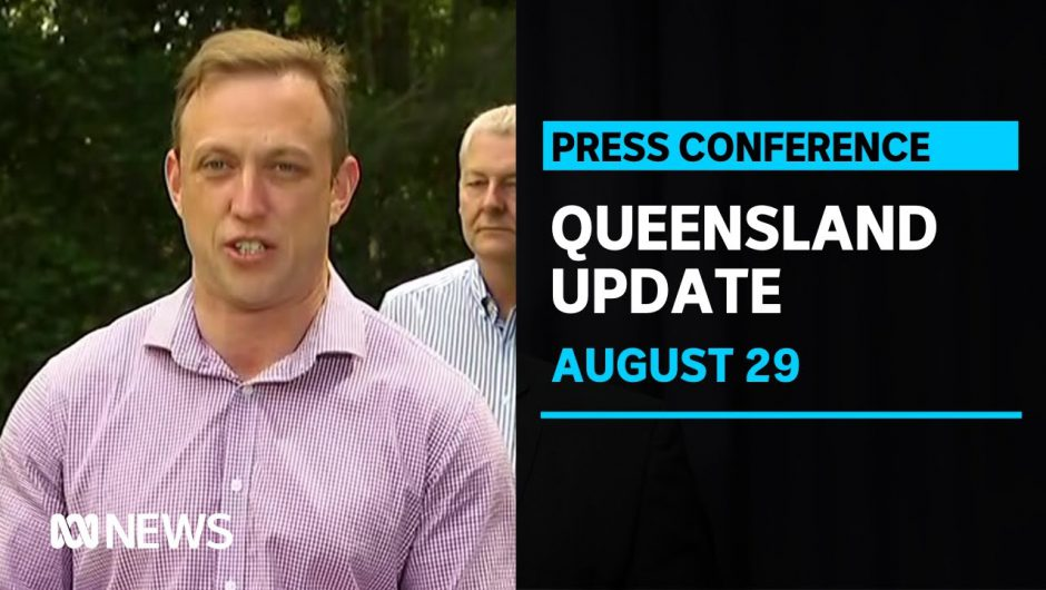 Queensland records four more COVID-19 cases linked to Wacol correctional academy cluster | ABC News