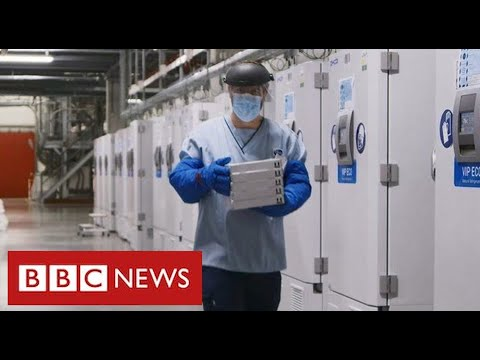 """Beginning of end"" for pandemic as vaccine arrives in UK – BBC News"