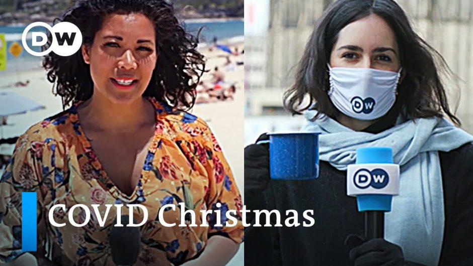 COVID Holidays around the world   Correspondents report
