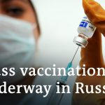 Russia kicks off mass COVID-19 vaccination program with Sputnik V | DW News
