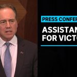 Victoria getting Federal Government assistance in coronavirus fight | ABC News