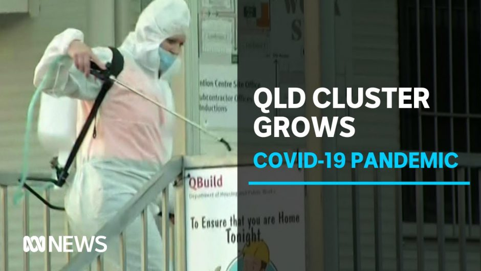 Queensland records nine new COVID-19 cases, with six linked to youth detention cluster | ABC News