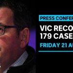 Victorian Premier Daniel Andrews gives a daily COVID-19 update | ABC News