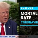 Trump insists US has low coronavirus mortality rates as death toll exceeds 140,000 | ABC news