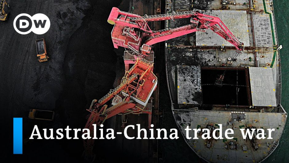 Reports: China to ban Australian coal in escalating trade war | DW News