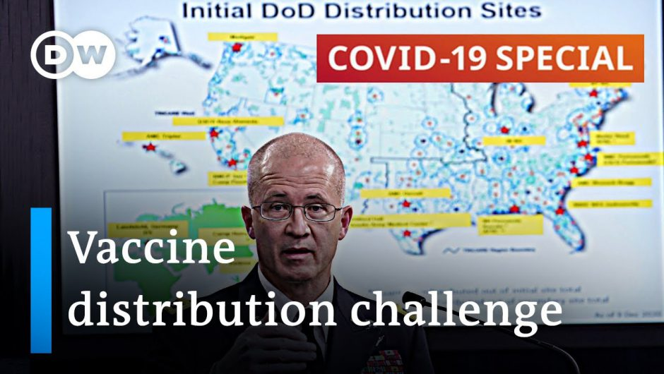 The global vaccine distribution challenge | COVID-19 Special