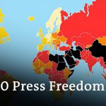 Press freedom index: Journalists jailed for COVID reporting | DW News