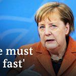 German Chancellor Merkel announces hard holiday lockdown | DW News