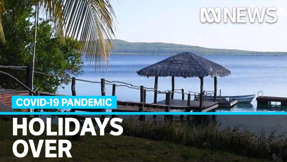 Vanuatu feeling the pinch as coronavirus pandemic keeps tourists away | ABC News