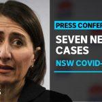 NSW records seven new cases of COVID-19 | ABC News