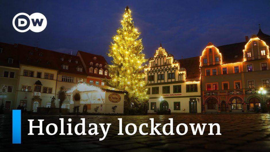 Countries across Europe introduce holiday lockdowns | Coronavirus update
