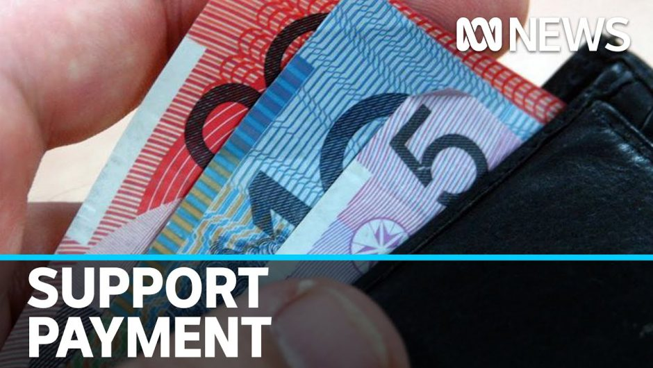 Millions of Australians begin receiving new $750 coronavirus payment | ABC News