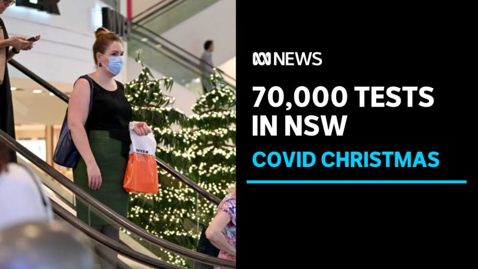 Sydneysiders warned to stay away from CBD on Boxing Day | ABC News