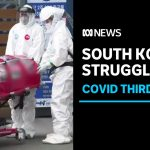 South Korea buckles under largest surge of cases yet | ABC News